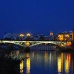 Puente de Triana, cámara web en directo